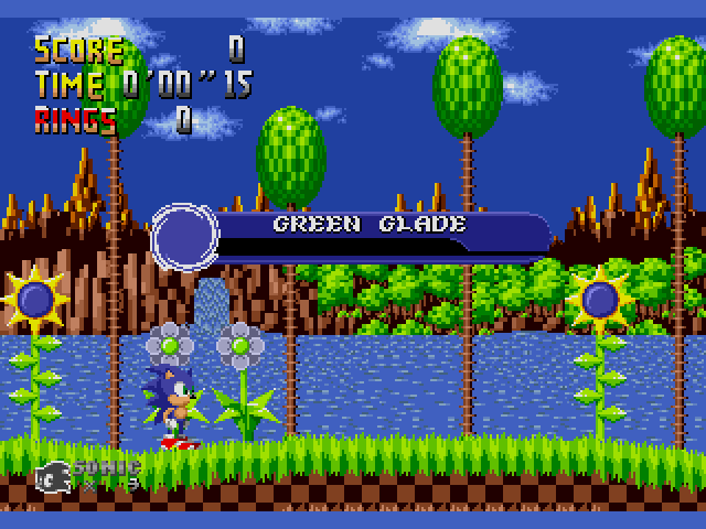 Sonic the Hedgehog (USA, Europe) [Hack by Team Lost Land v4 0